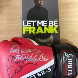 Frank Bruno Uppercut Package 2021