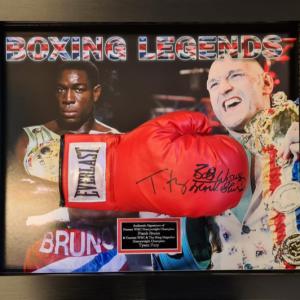 Fury & Bruno Glove Frames